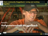 Our Heggelbach farm community video is available in 4 languages!